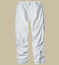 painters pants with extra loops and pockets