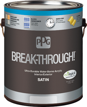 PPG Breakthrough Paint